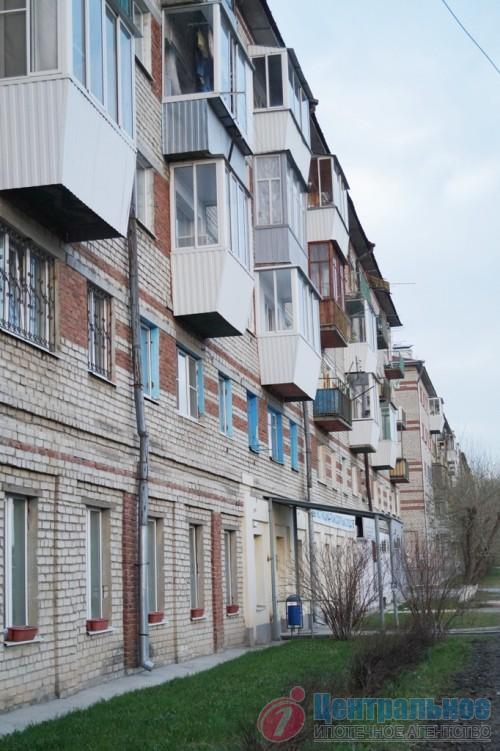 квартира Березовский